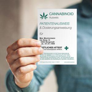 cannabis ausweis